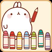 crayons molrang Flick theme