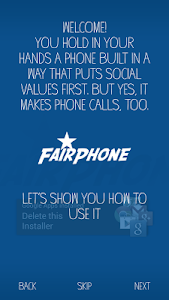 Fairphone Launcher v4