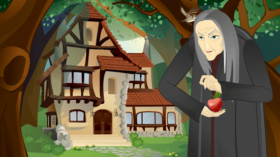Snow White: Free Cartoon Book- screenshot thumbnail