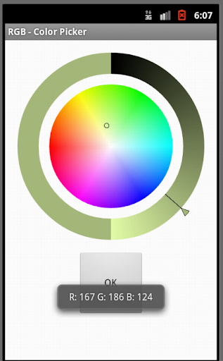 RGB - Color Picker