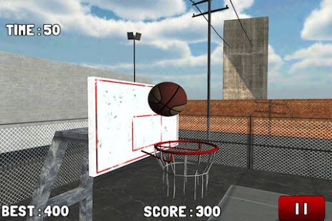 BasketBall Hoops Free 2 - screenshot thumbnail