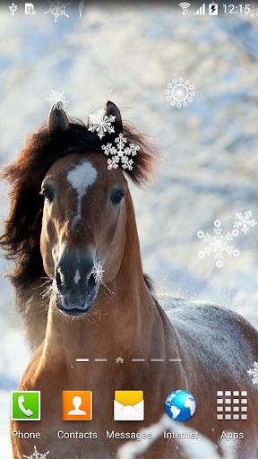 mod Cute Winter Wallpaper 1.0.8 screenshots 2