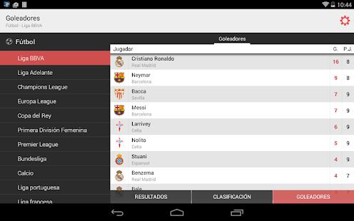 El Mundo Deportes- screenshot thumbnail