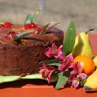 Kentucky Bourbon Cake