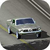 Muscle Car Speed Racing