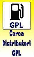Screenshot of Cerca Distributori GPL