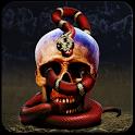 Skeleton Snake Live Wallpaper icon
