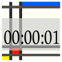 Seconds Clock Widget icon