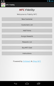 NFC Fidelity screenshot 7