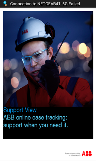 Support View Mobile
