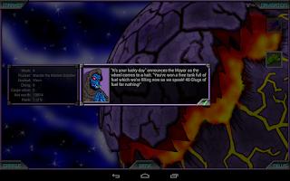 Screenshot of Space Trading Profiteer