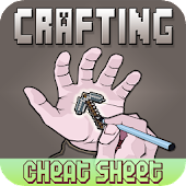 Minecraft:Crafting Cheat Sheet