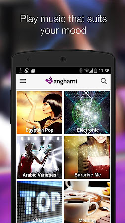 Anghami - Free Unlimited Music 1.8.58 screenshot 19556