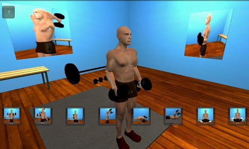 Arm 3D Workout Sets-Trainer