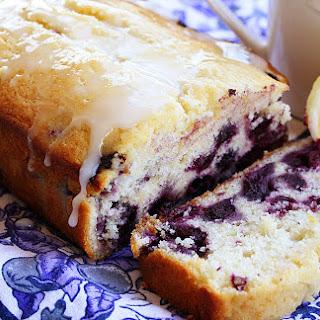 Lemon Blueberry Breakfast Bread.