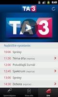 Screenshot of TA3
