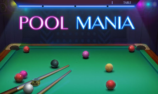 Pool Mania Apk Download Free for PC, smart TV