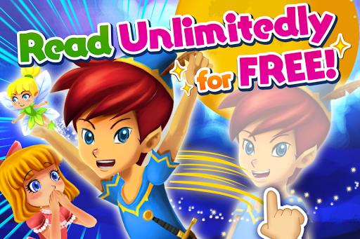 Read Unlimitedly! Kids'n Books screenshot