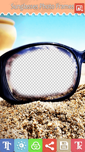 太阳镜相框