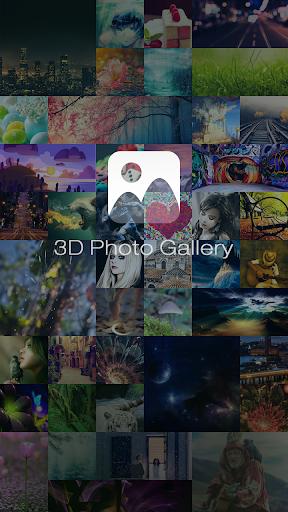 3D Photo Gallery Album