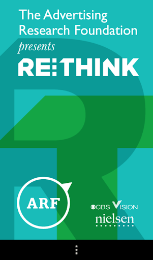The ARF's Re:Think 2014