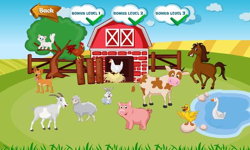 益智兒童:農場動物