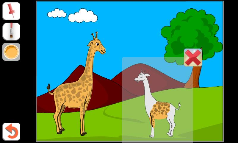 Kids Paint & Color- screenshot
