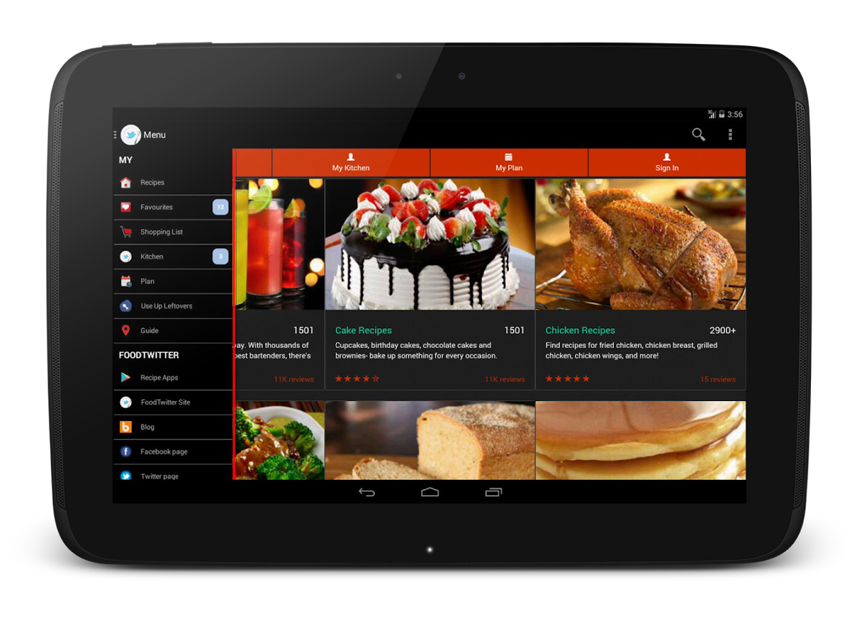 Healthy food recipe android apps on google play - Application android cuisine ...