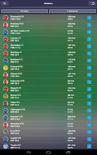 Fantasy Premier League 2014/15 - screenshot thumbnail