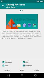 Apex Launcher Screenshot 6