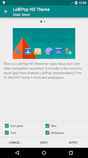 Apex Launcher - screenshot thumbnail