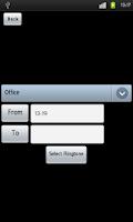 Screenshot of TimeTone