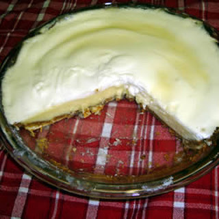 Cream Cheese Pie.