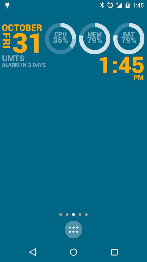 KLWP Live Wallpaper Maker - screenshot