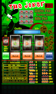 Slot machine The Joker - screenshot thumbnail