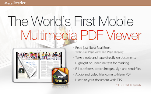 ezPDF Reader Free Trial- screenshot thumbnail