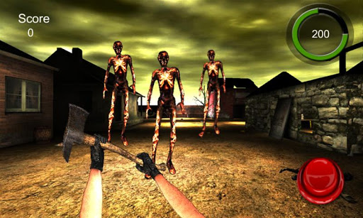 Dark Village - Shoot Zombie