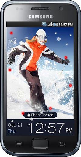 Winter Snowboard HD LWP