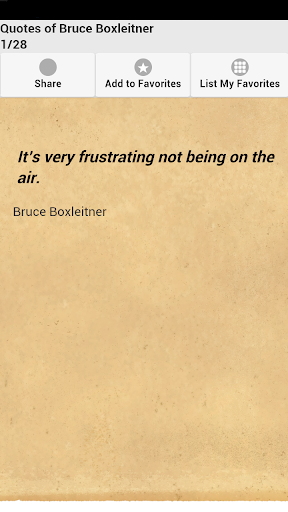 Quotes of Bruce Boxleitner