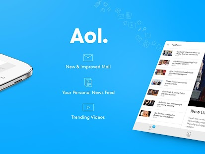 AOL: Mail, News & Video - screenshot thumbnail