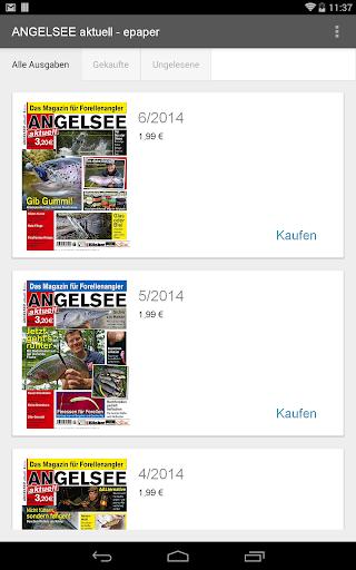 ANGELSEE aktuell - epaper