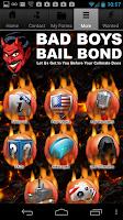 Screenshot of Bad Boys Bail Bond