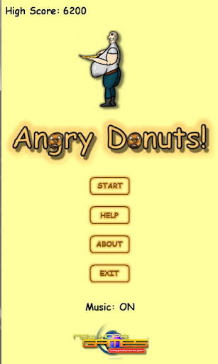 Angry Donuts FREE