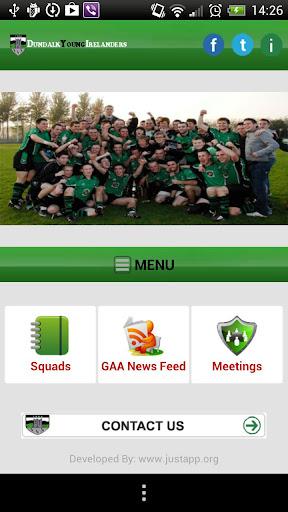 Dundalk Young Irelanders GAA