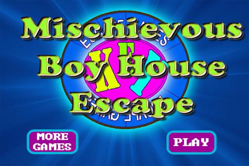 MischievousBoyHouseEscape