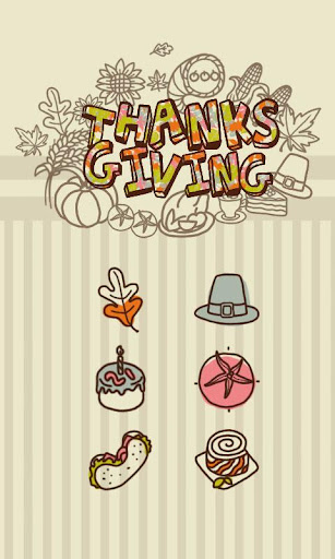 Thanksgiving X GO Theme