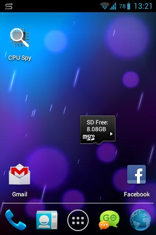 Beautiful HD Widgets PRO 50%!- screenshot