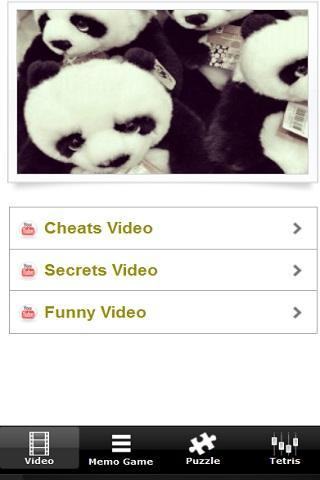 Panda Love Run