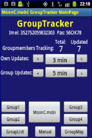 GroupTracker