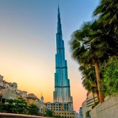 Burj Khalifa Live Wallpaper HD